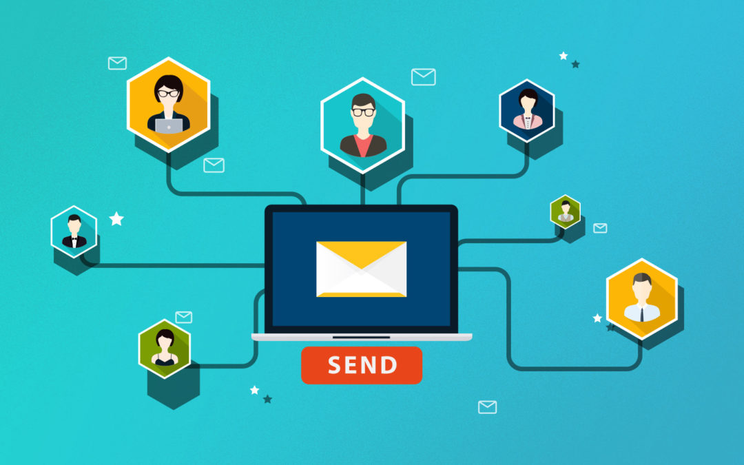 What are the benefits of email marketing automation software?
